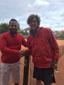 Congratulations to Hammad, who triumphed in the final.
